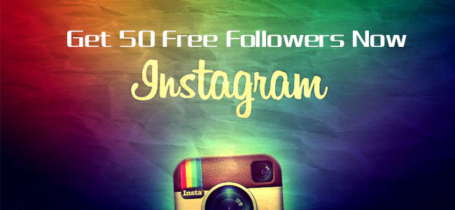 free instagram followers banner